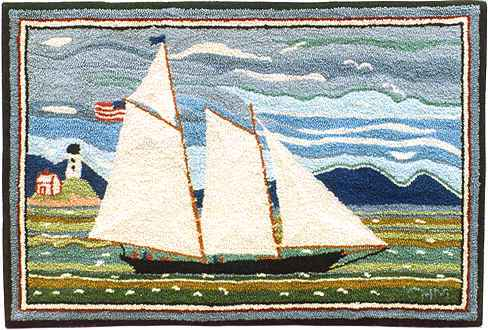 America by  McAdoo Rugs - Masterpiece Online