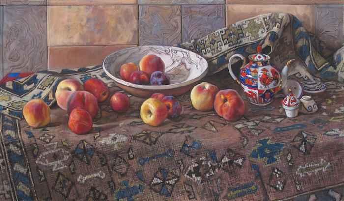 Plentitude by  Daud Akhriev - Masterpiece Online