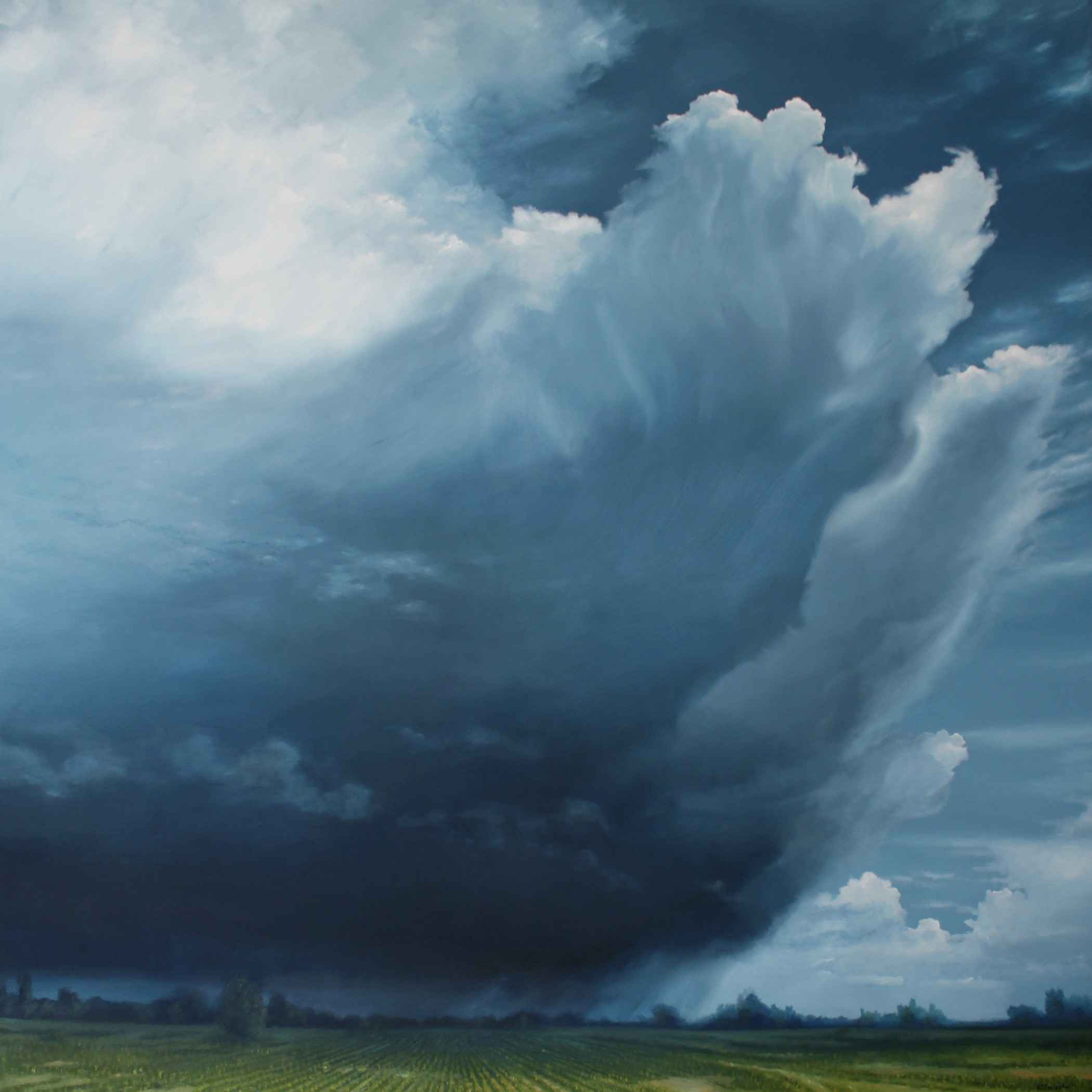 Cloudburst by  Andy Eccleshall - Masterpiece Online