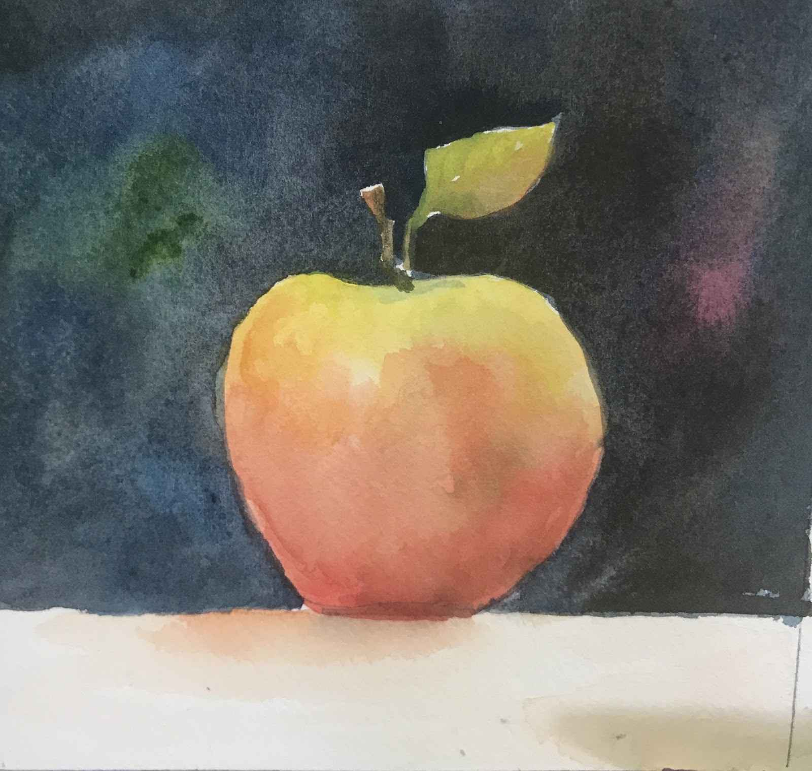 Apple  by  Sandra Aldrich