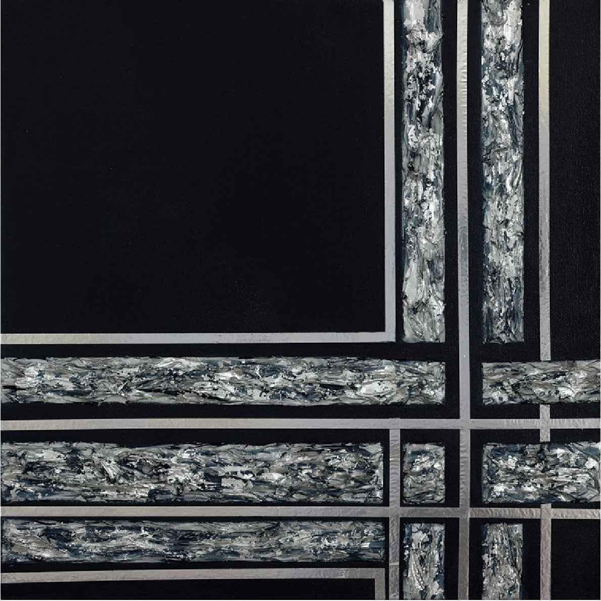 Intersync in Sliver by  Steve Lyons - Masterpiece Online