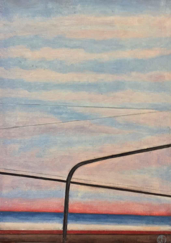 Diporto II by  Marie-Laure VAN HISSENHOVEN - Masterpiece Online