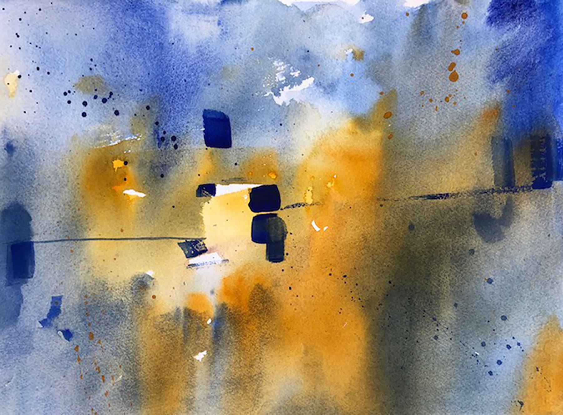 Seeking Balance by  Loisanne Keller - Masterpiece Online
