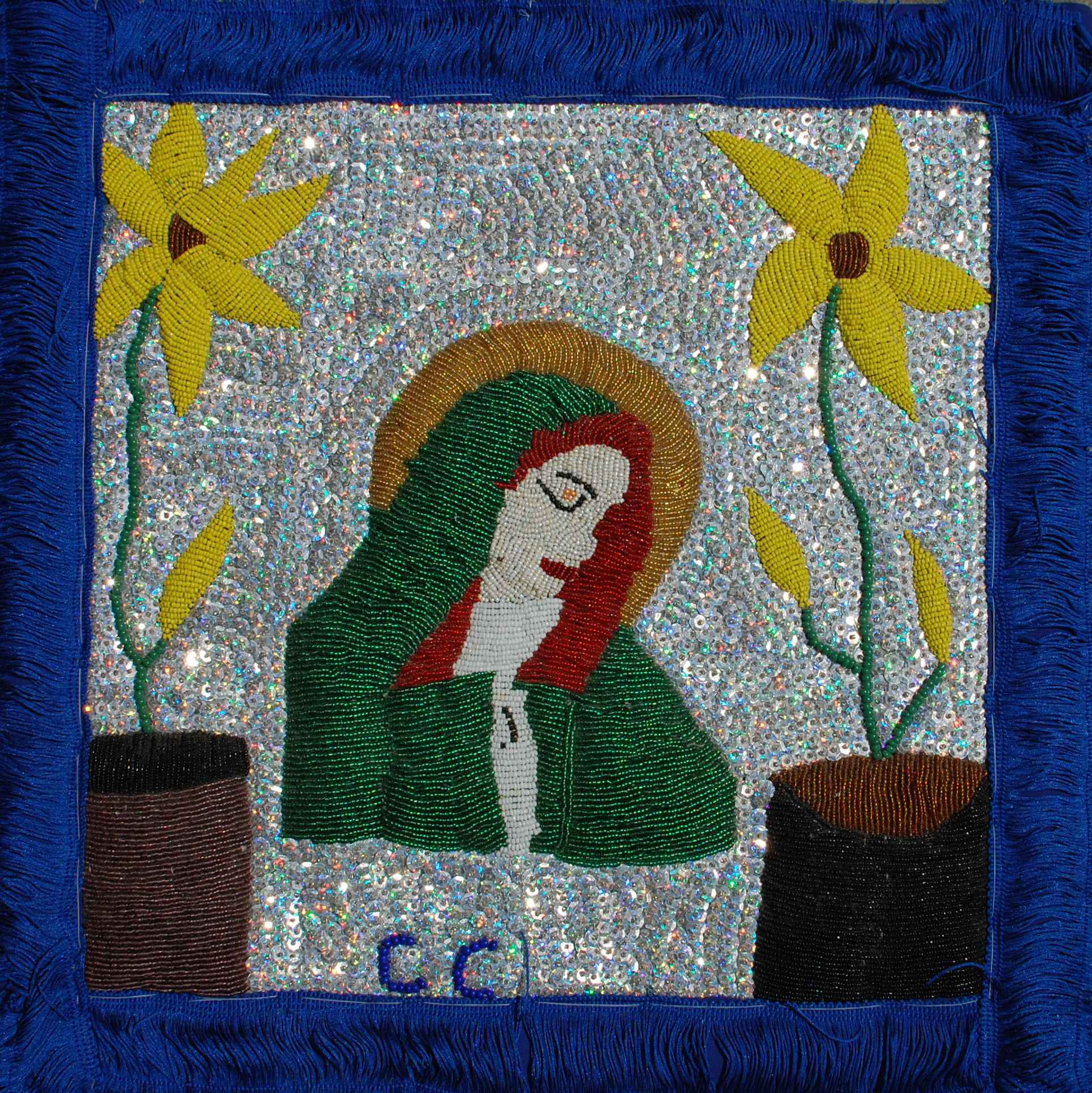 –Flower Girl by  Carlo CADET - Masterpiece Online