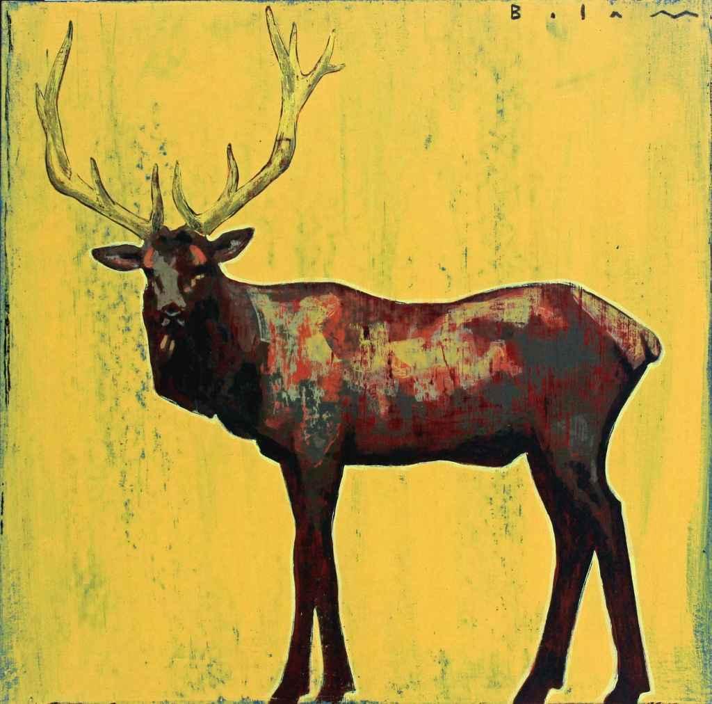 Yellow Elk
