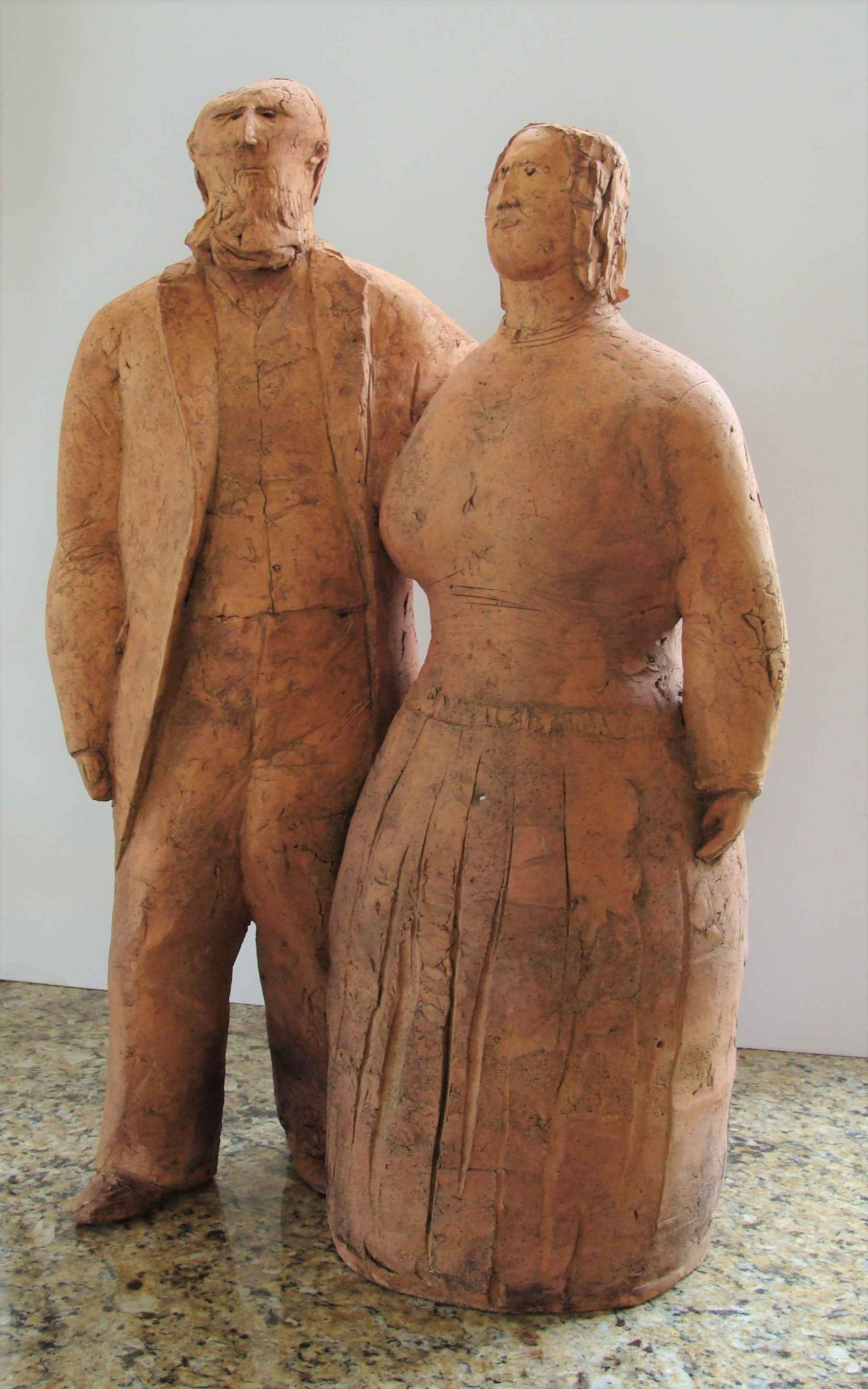 Untitled (Couple) by Mr. Robert Hodgell - Masterpiece Online