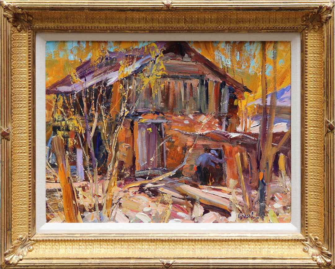 Fall at Canones, NM by Mr. Walt Gonske - Masterpiece Online