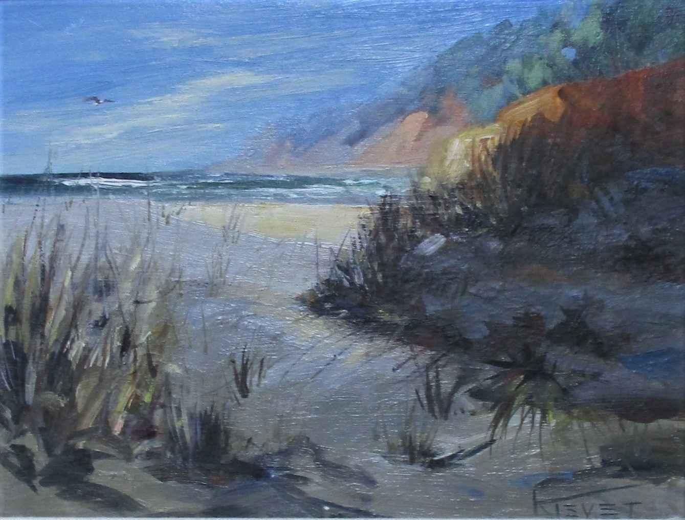 Unknown ( Beach Dune) by  Fran Kievet - Masterpiece Online