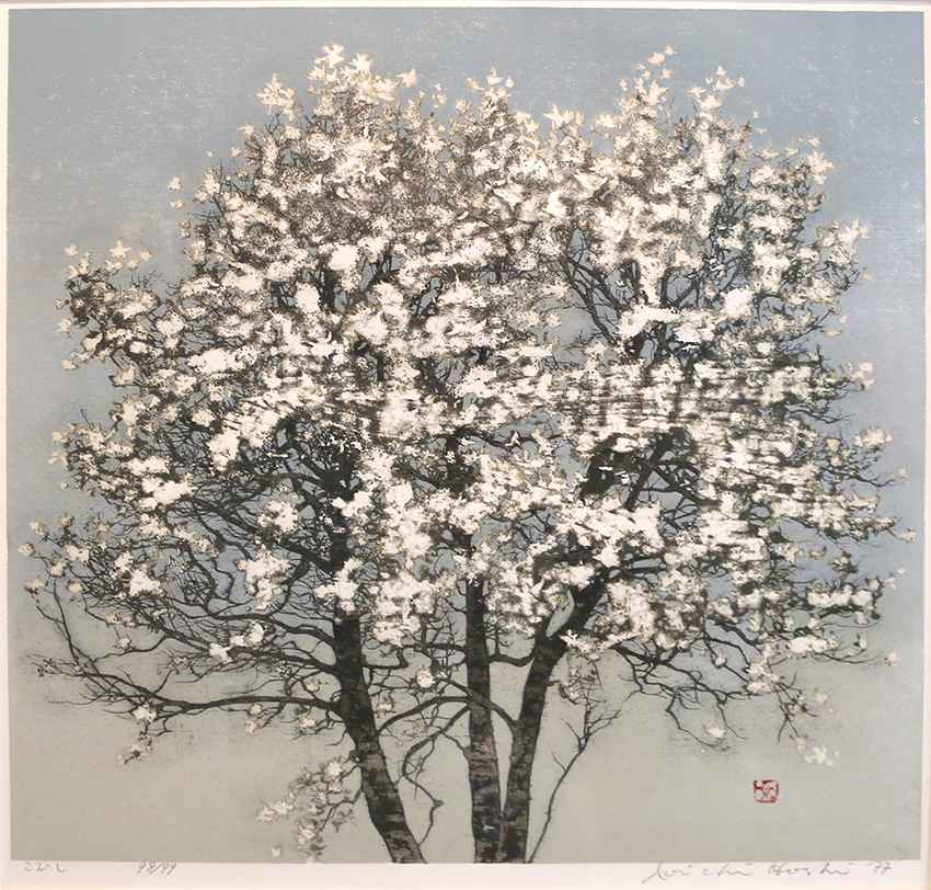 Magnolia by  Joichi Hoshi - Masterpiece Online