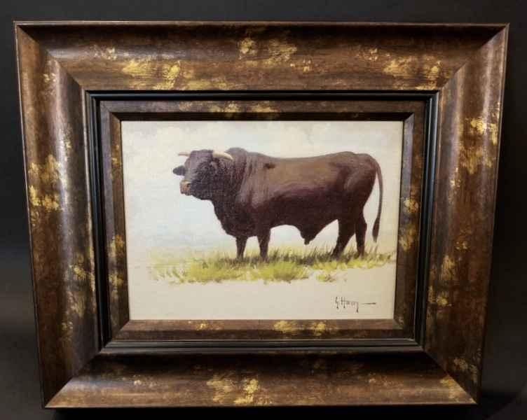 Million Dollar Bull by  G Harvey - Masterpiece Online