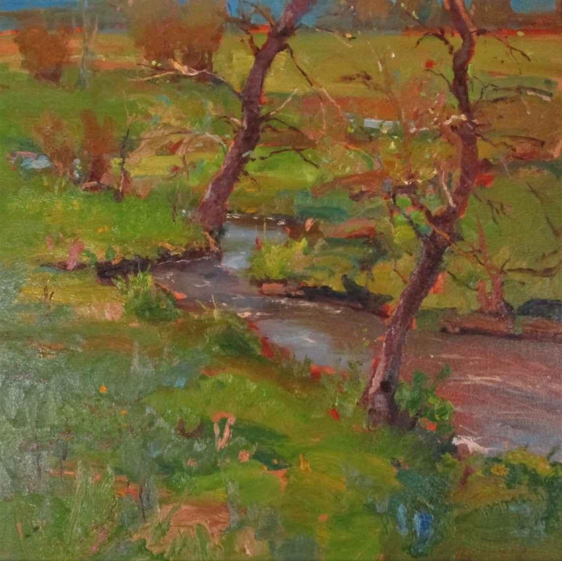 Winding Brook by  Eric Jacobsen - Masterpiece Online