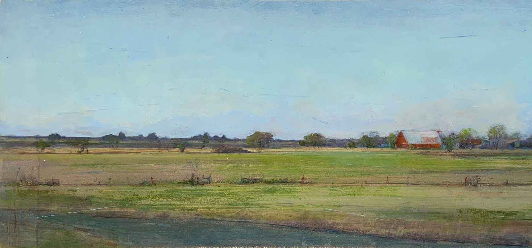 Landscape No. 9  by  Shelley A. Preston