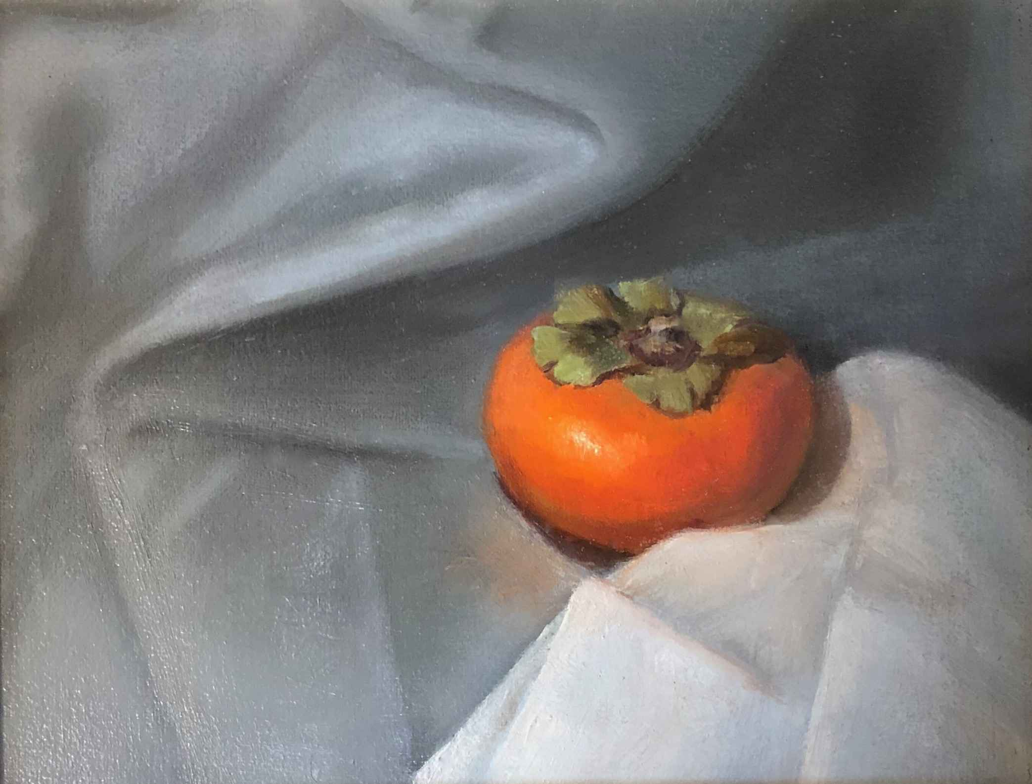 Solitary Persimmon