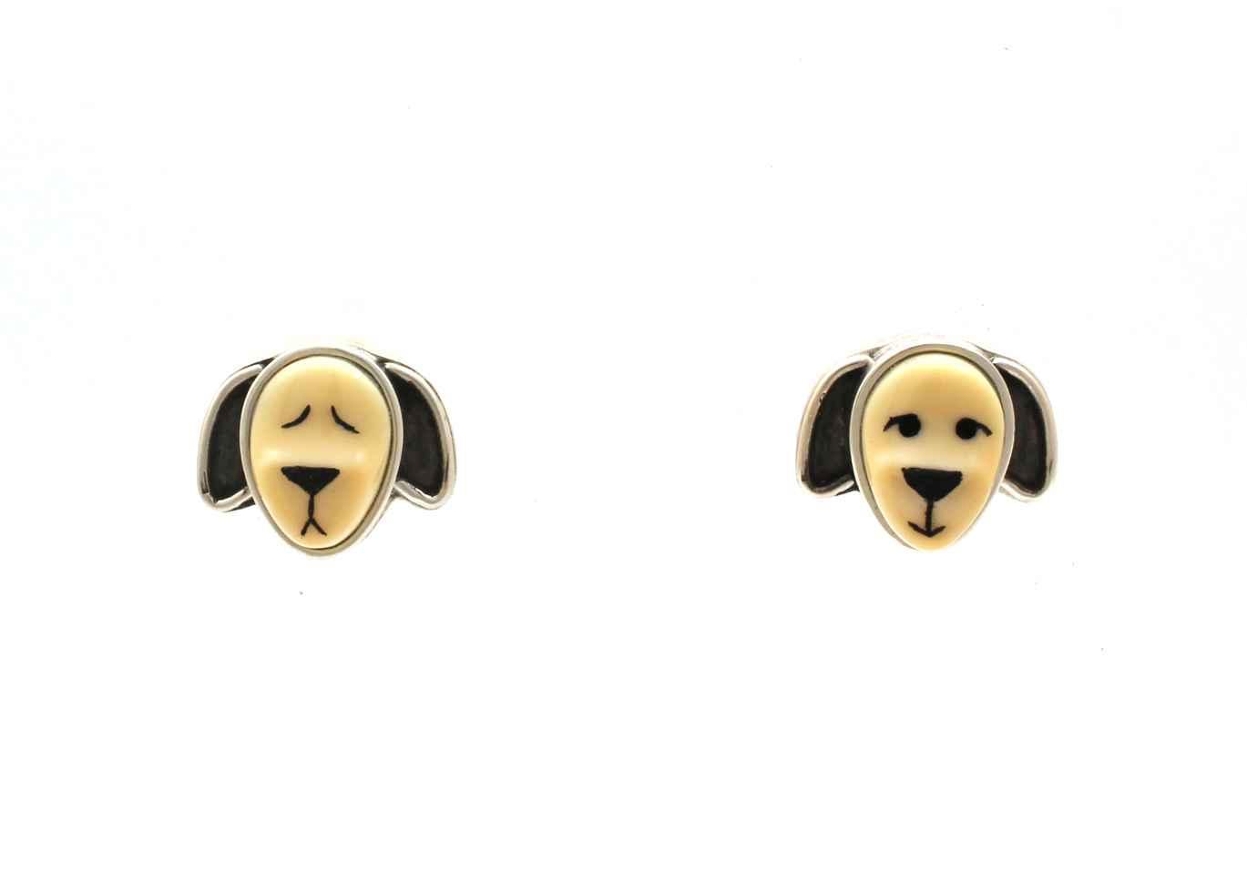 Floppy Dog Earrings by  Michelle Tapia - Masterpiece Online
