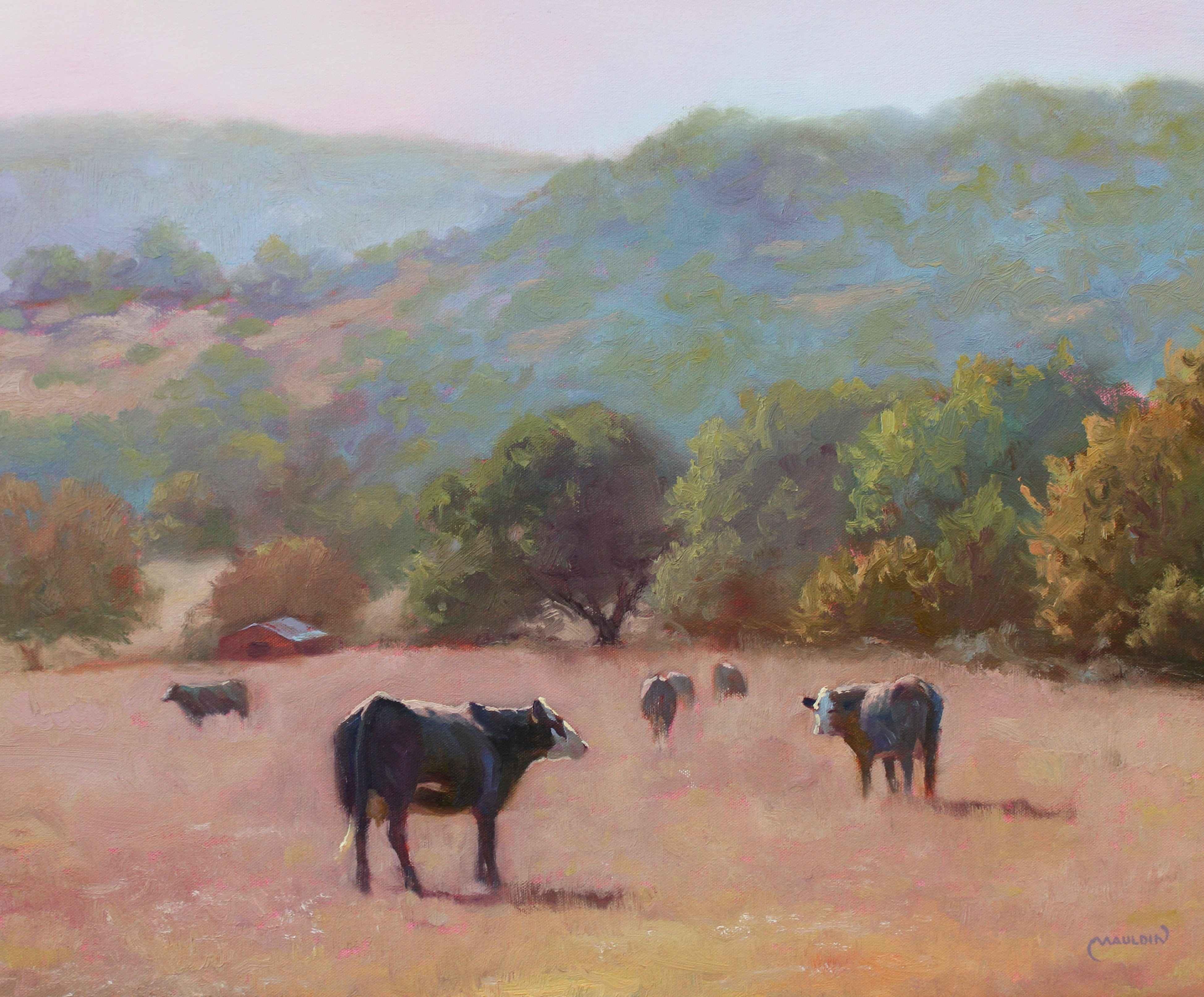 January Light by  Chuck Mauldin - Masterpiece Online