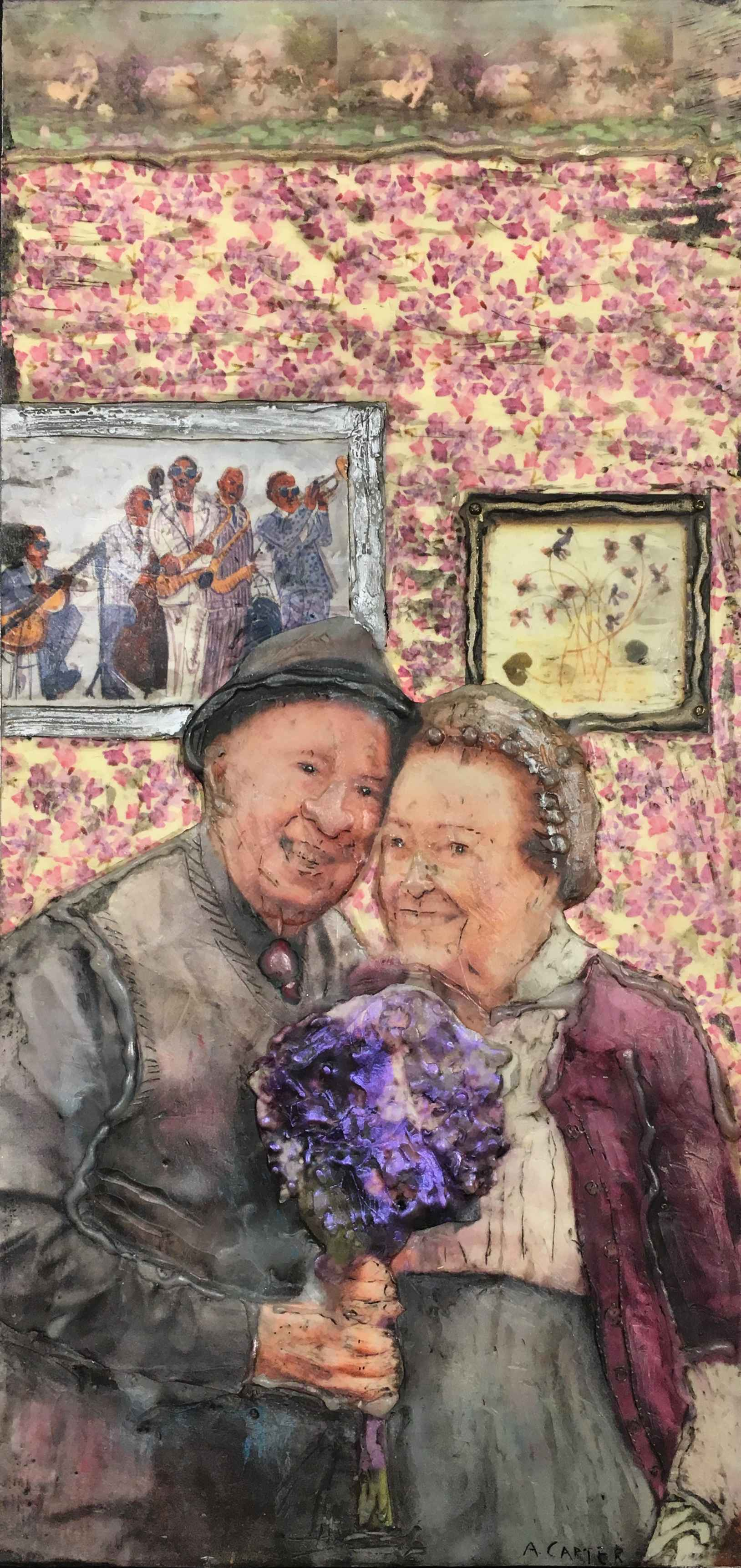Roy and Jeanette Jazz... by  Ann L. Carter - Masterpiece Online