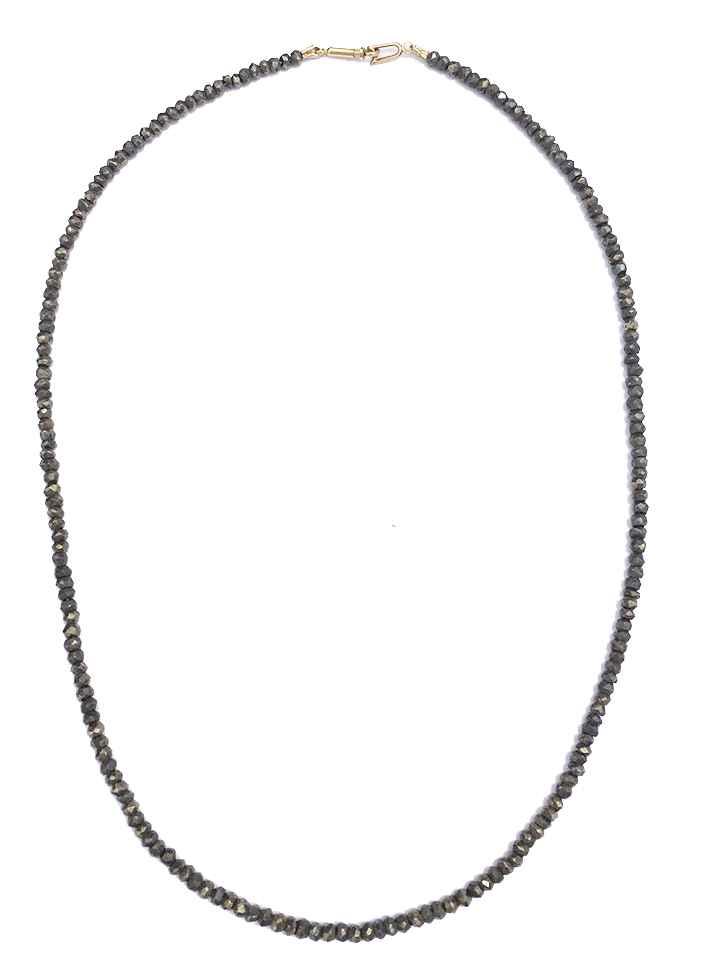 6-3-295 Pyrite Neckla... by  Ross Coppelman - Masterpiece Online