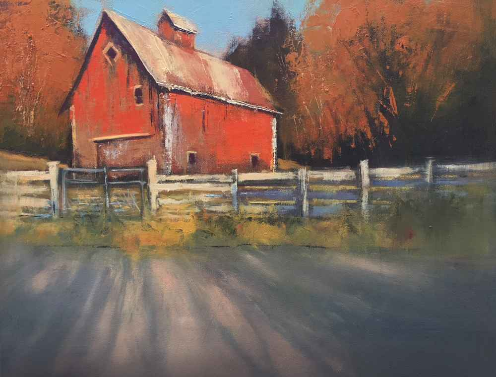 Baker Creek Barn