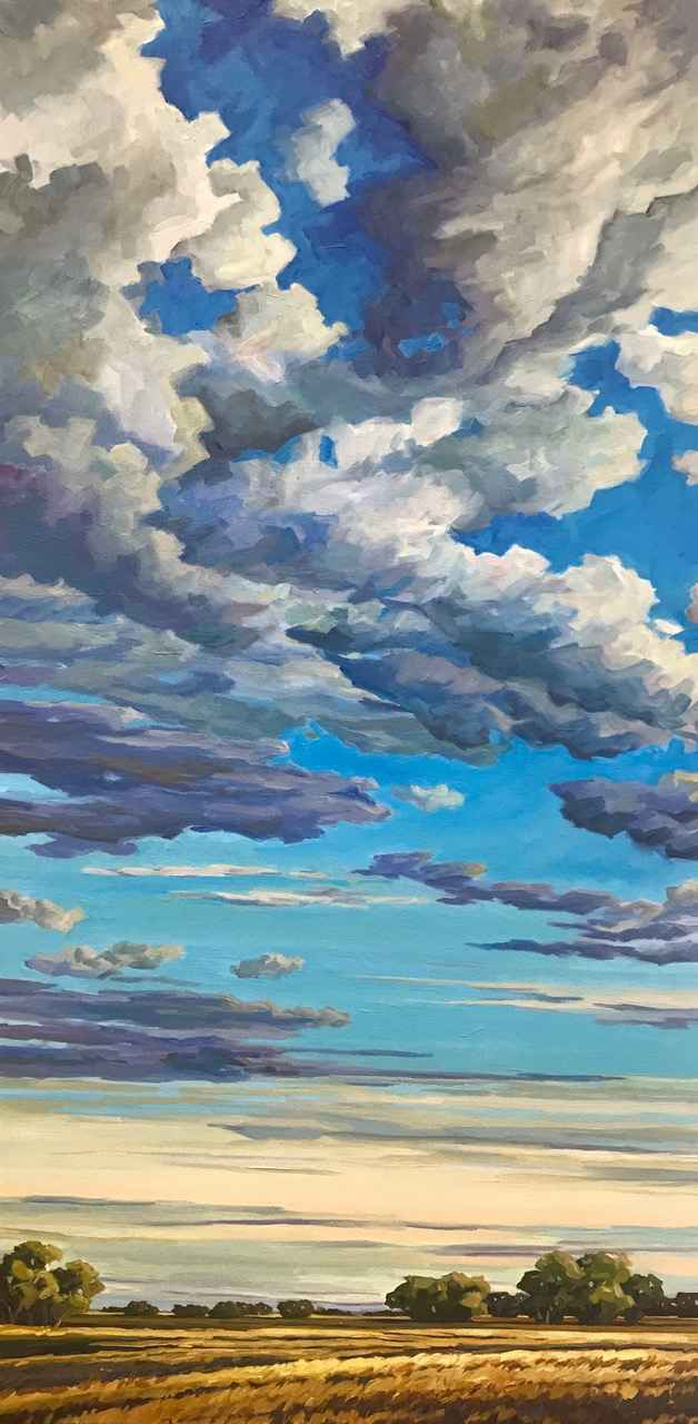 September Sky by  Kristin Goering - Masterpiece Online