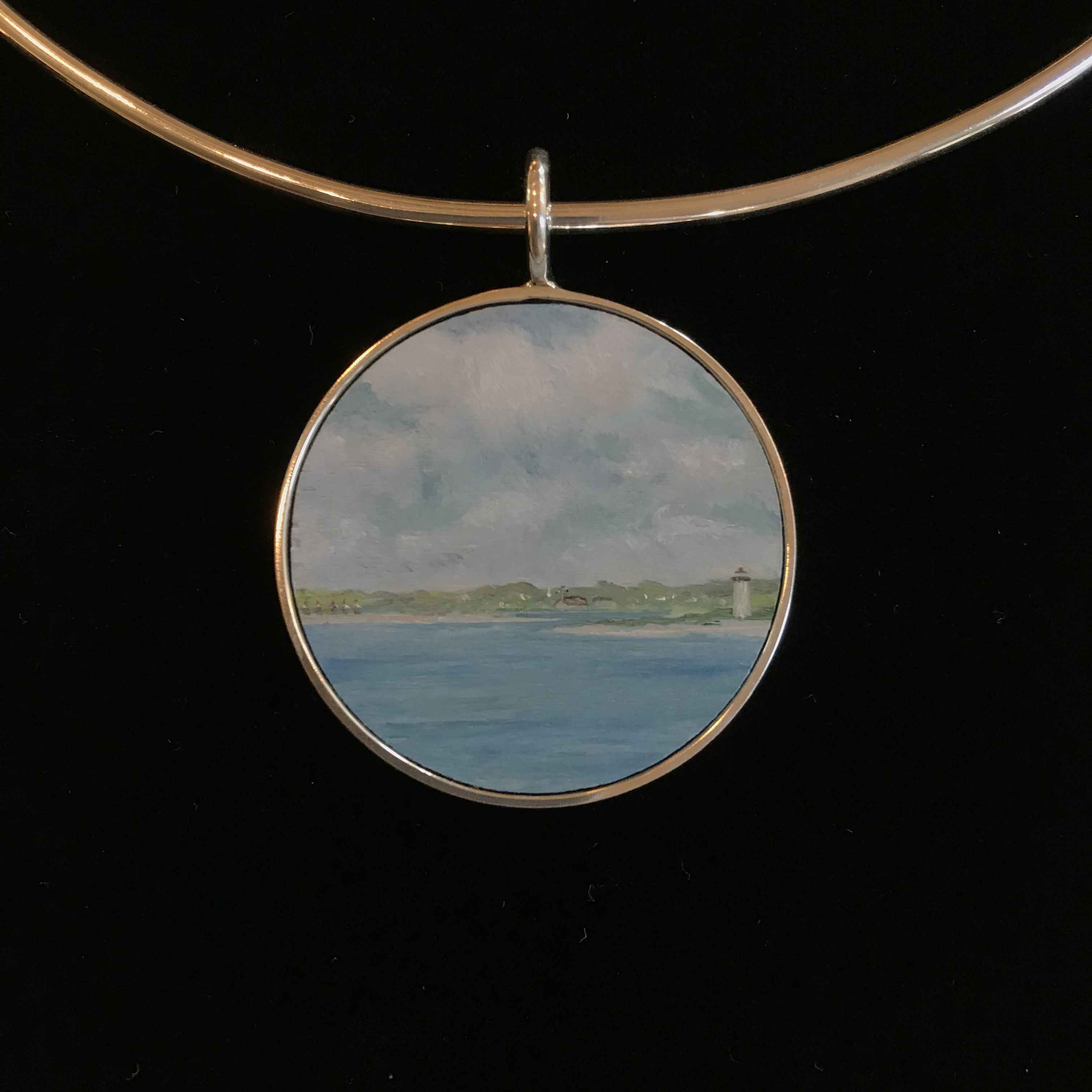 #297 Lg O Harbor by  Nell Mercier - Masterpiece Online