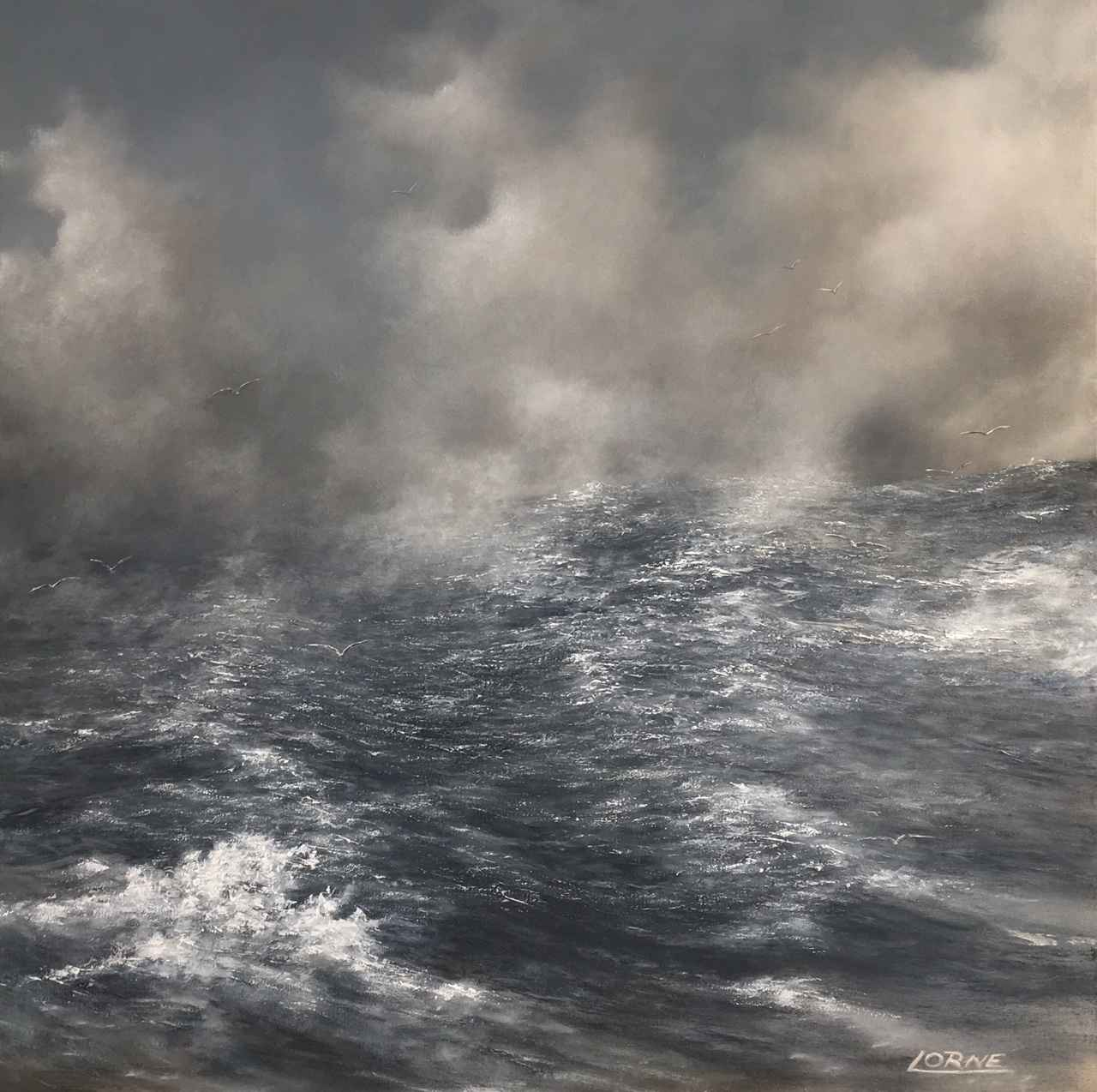Turbulent by Mr. Lorne McDermott - Masterpiece Online