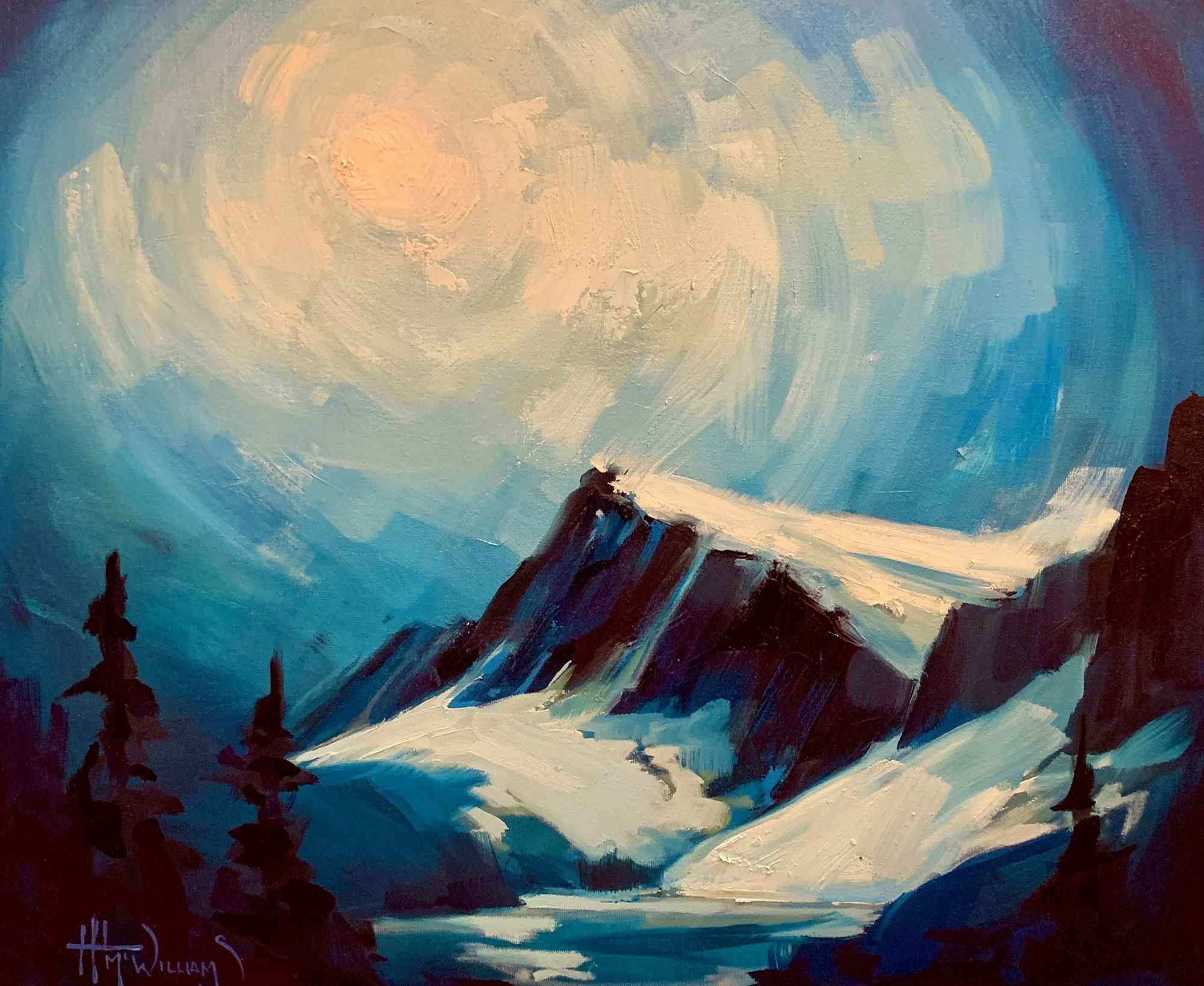Midnight Pass (Bow La... by  Holly McWilliams - Masterpiece Online