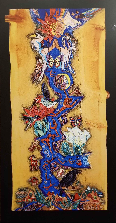 Blue Ribbon by  David Fischel - Masterpiece Online