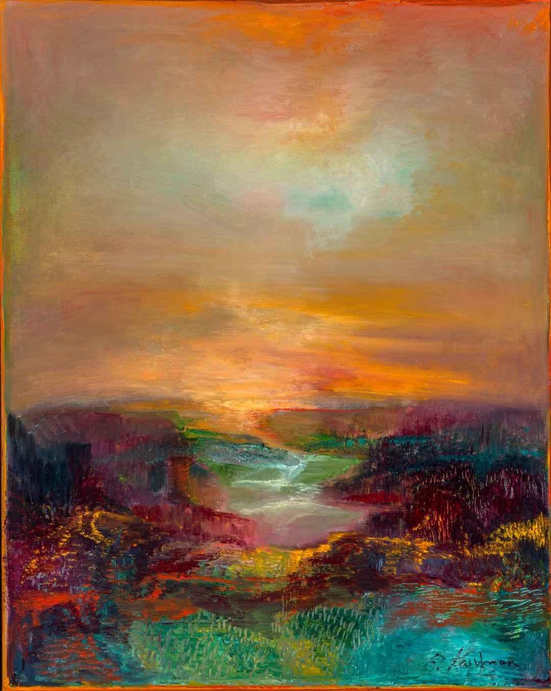 Twilight Ascending by  Patricia Kaufman - Masterpiece Online