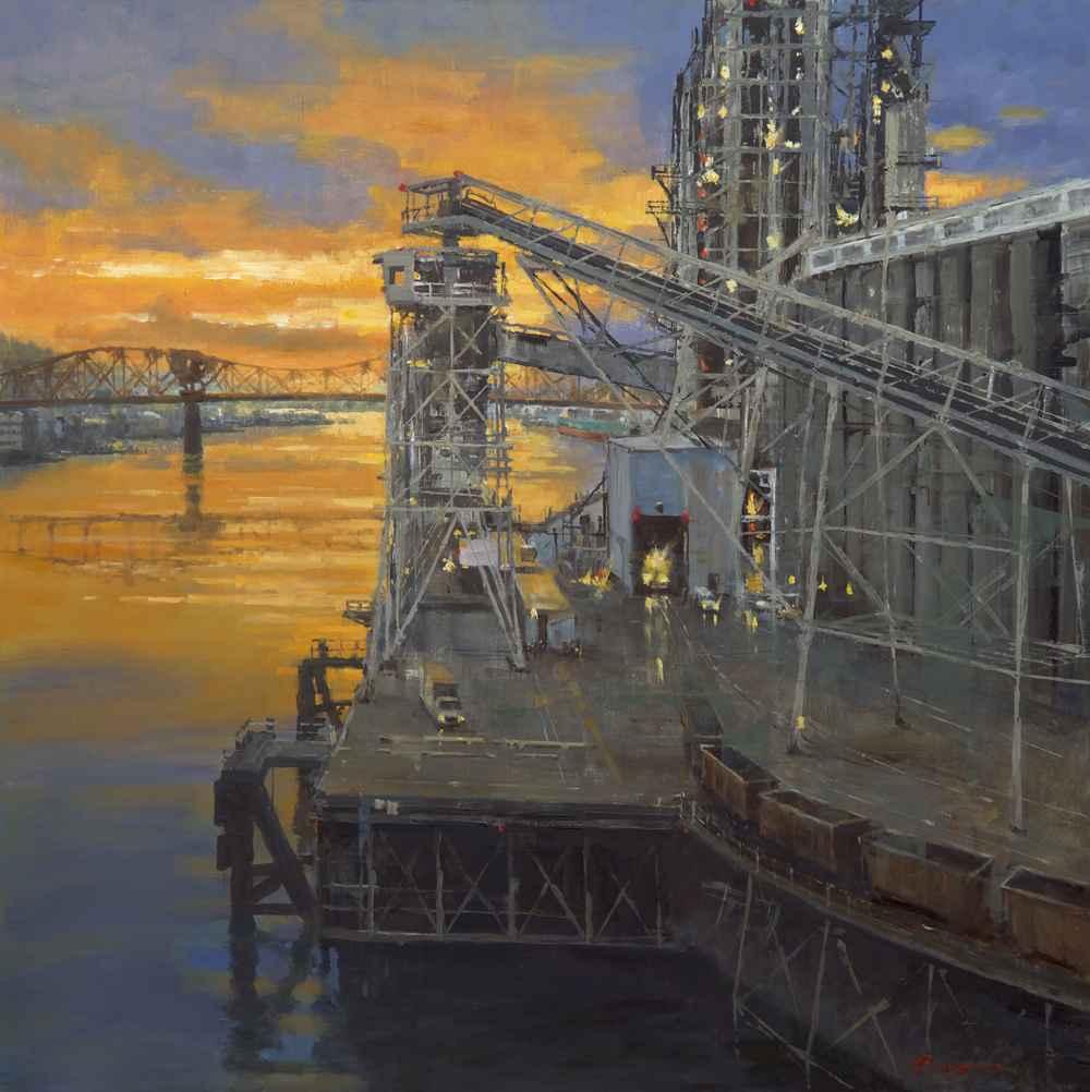 Loading Docks on the ...