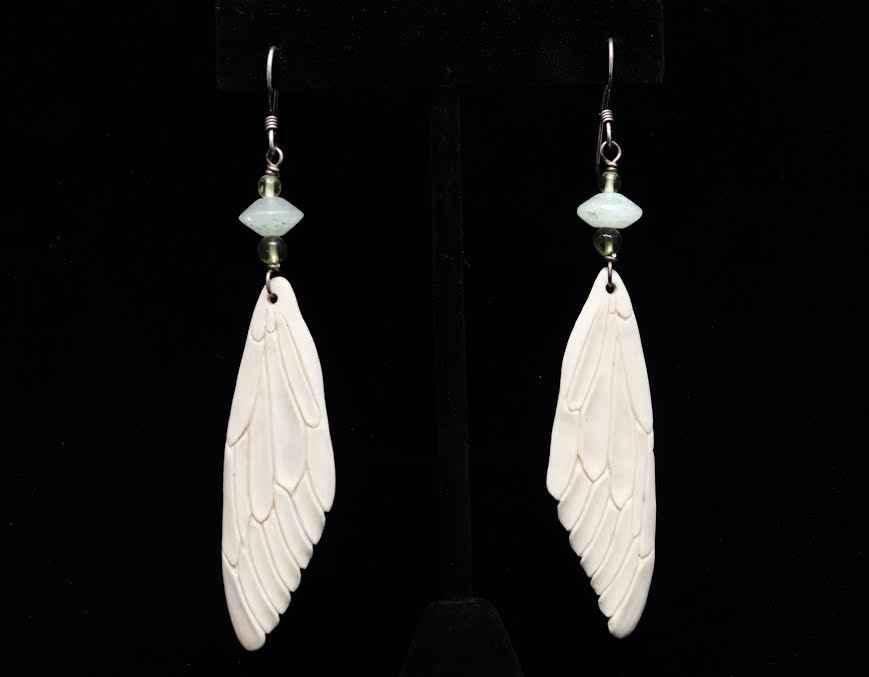 Whisper Earrings by  Susan Tereba - Masterpiece Online