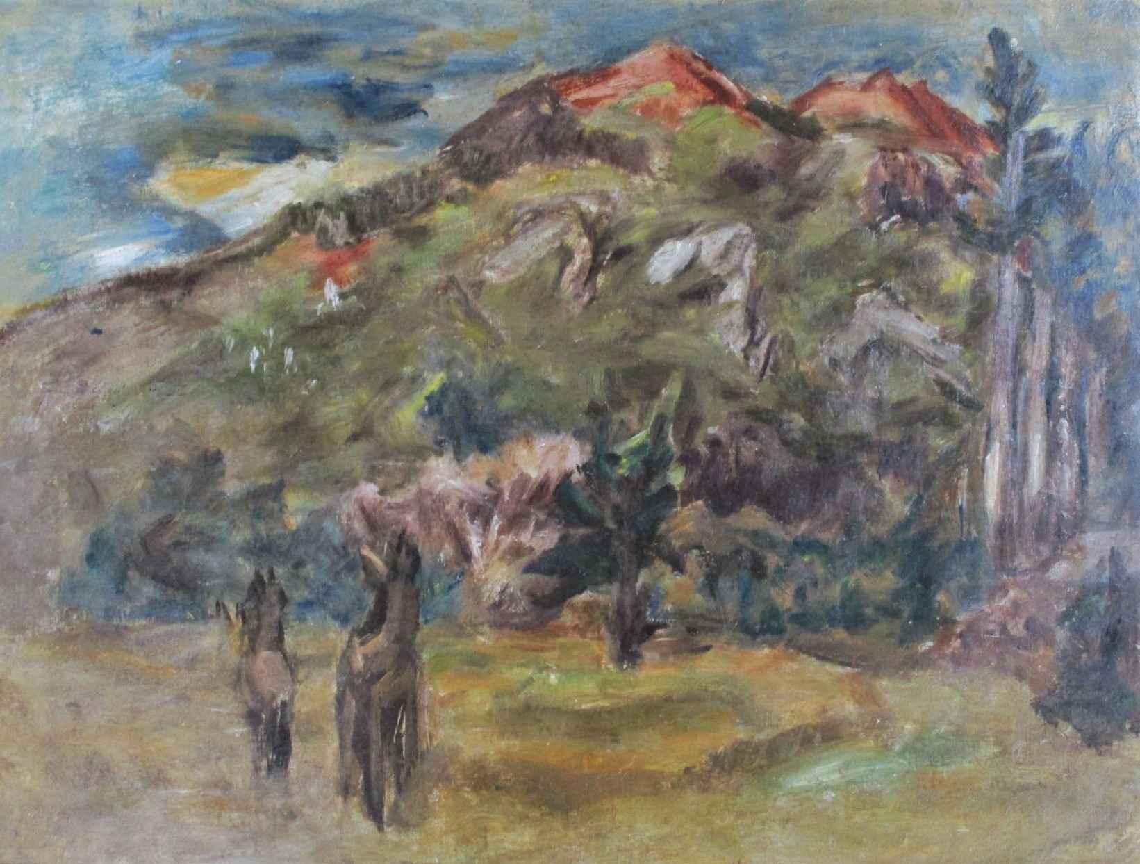 Untitled (Coastal Lan... by  Arthur Runquist - Masterpiece Online