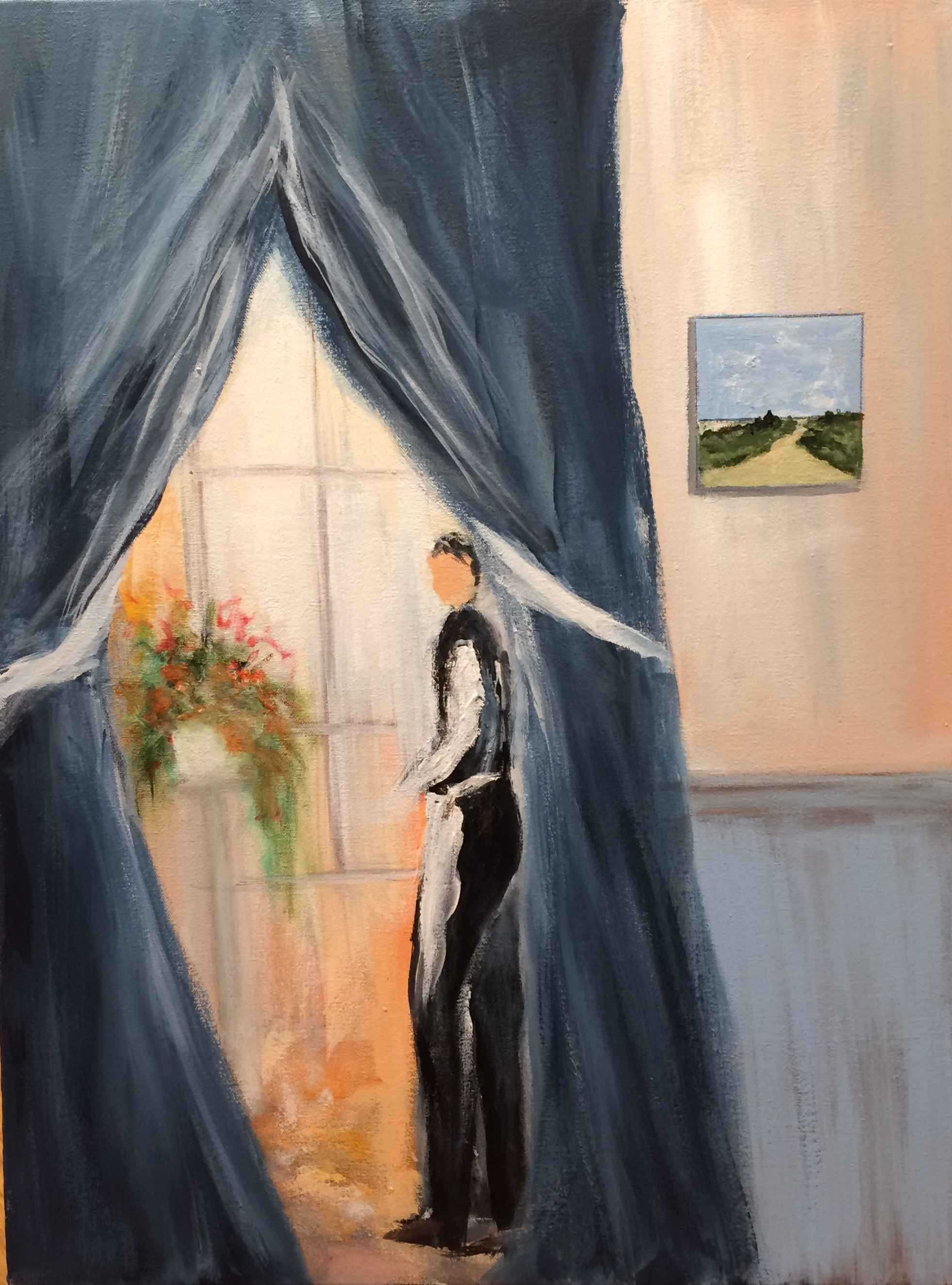Before the Reception ... by  Steve Lyons - Masterpiece Online