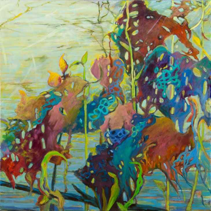 Marsh Rumble, III by Ms Ellen Hart - Masterpiece Online