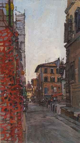 Oltrarno by  Daud Akhriev - Masterpiece Online