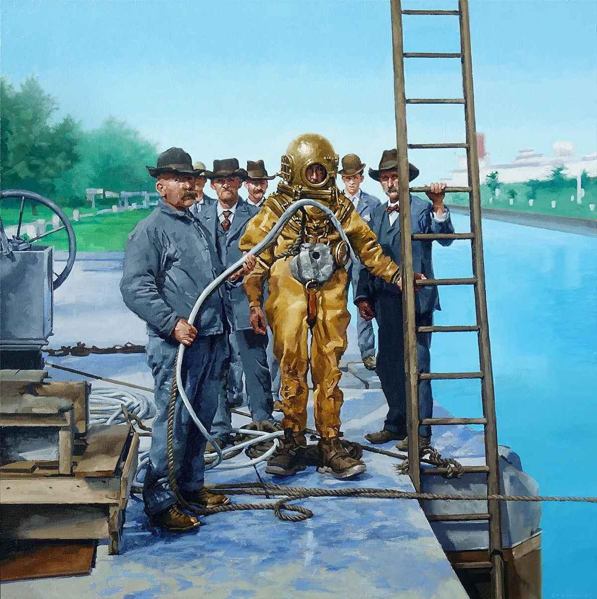 Courage Abound by Mr. Zachary Proctor - Masterpiece Online