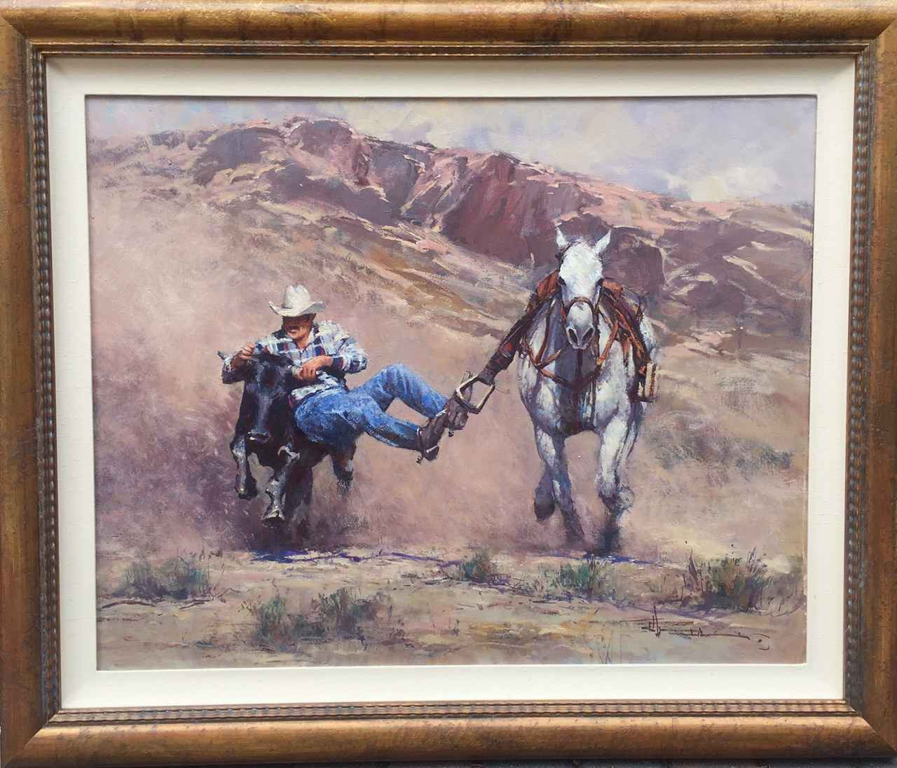 Rough Ride (RS) by  Robert Hagan - Masterpiece Online