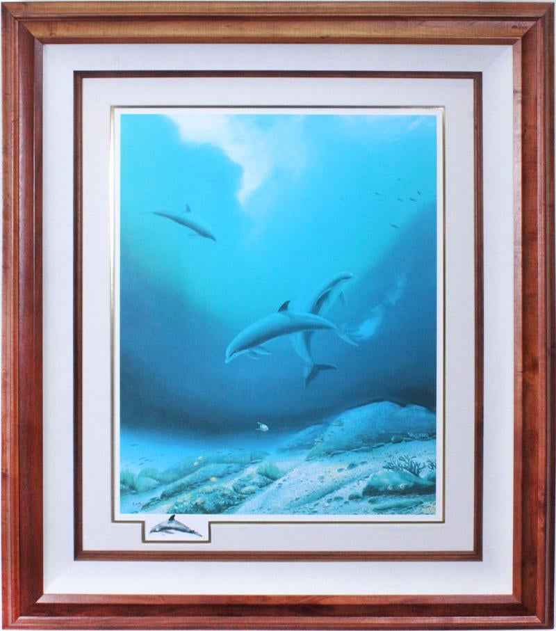 Children of the Sea by  Robert Wyland - Masterpiece Online
