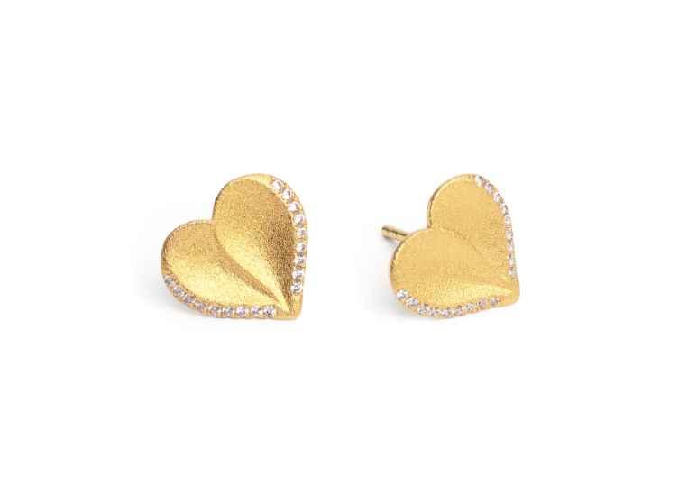 Corasan Stud Earrings by  Bernd Wolf - Masterpiece Online