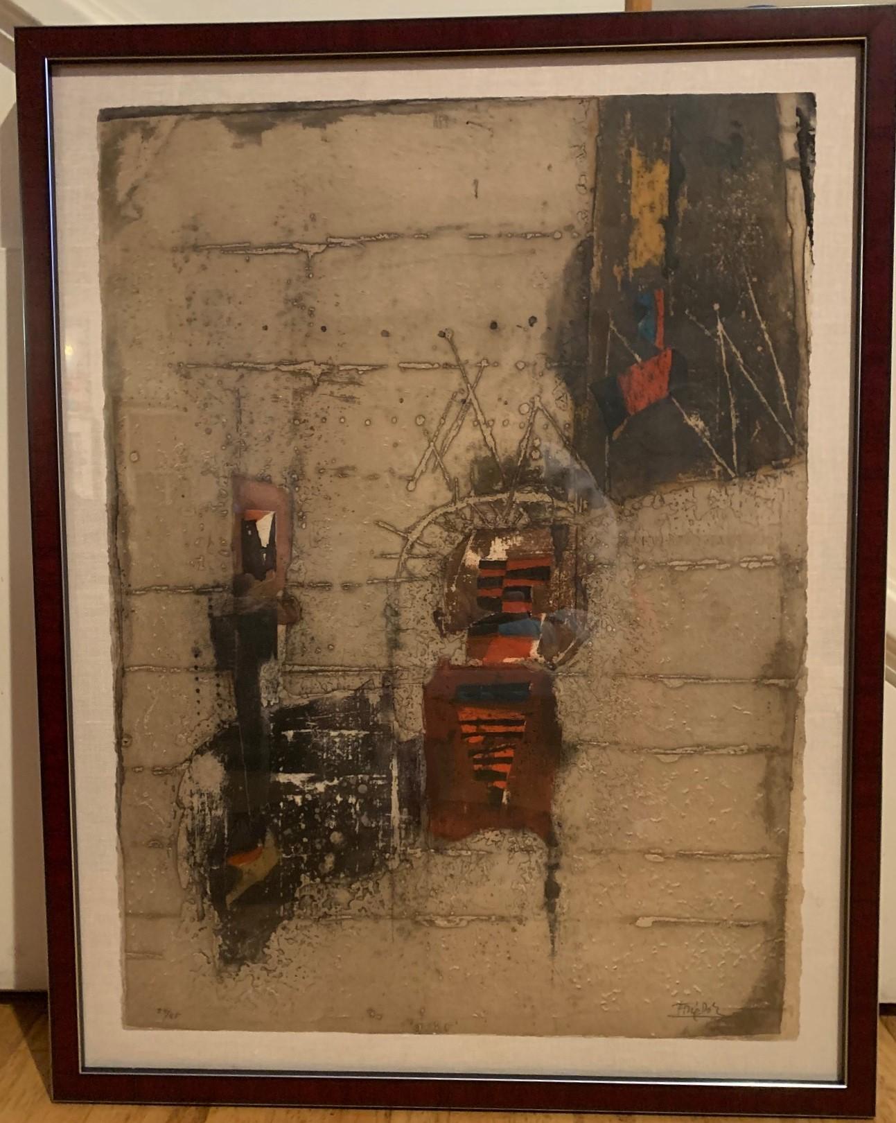 Dedicace (Dedication) by  Johnny FRIEDLAENDER - Masterpiece Online