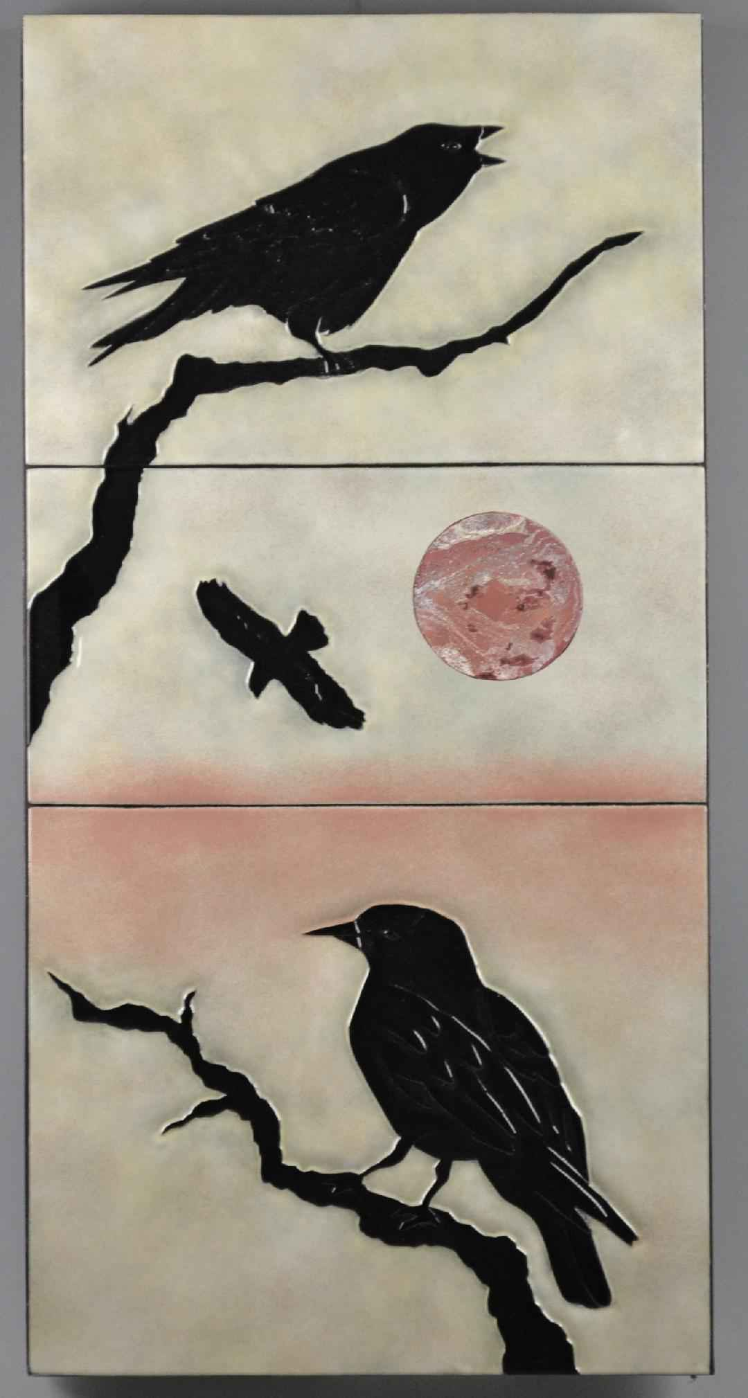 Blood Moon Crows 2