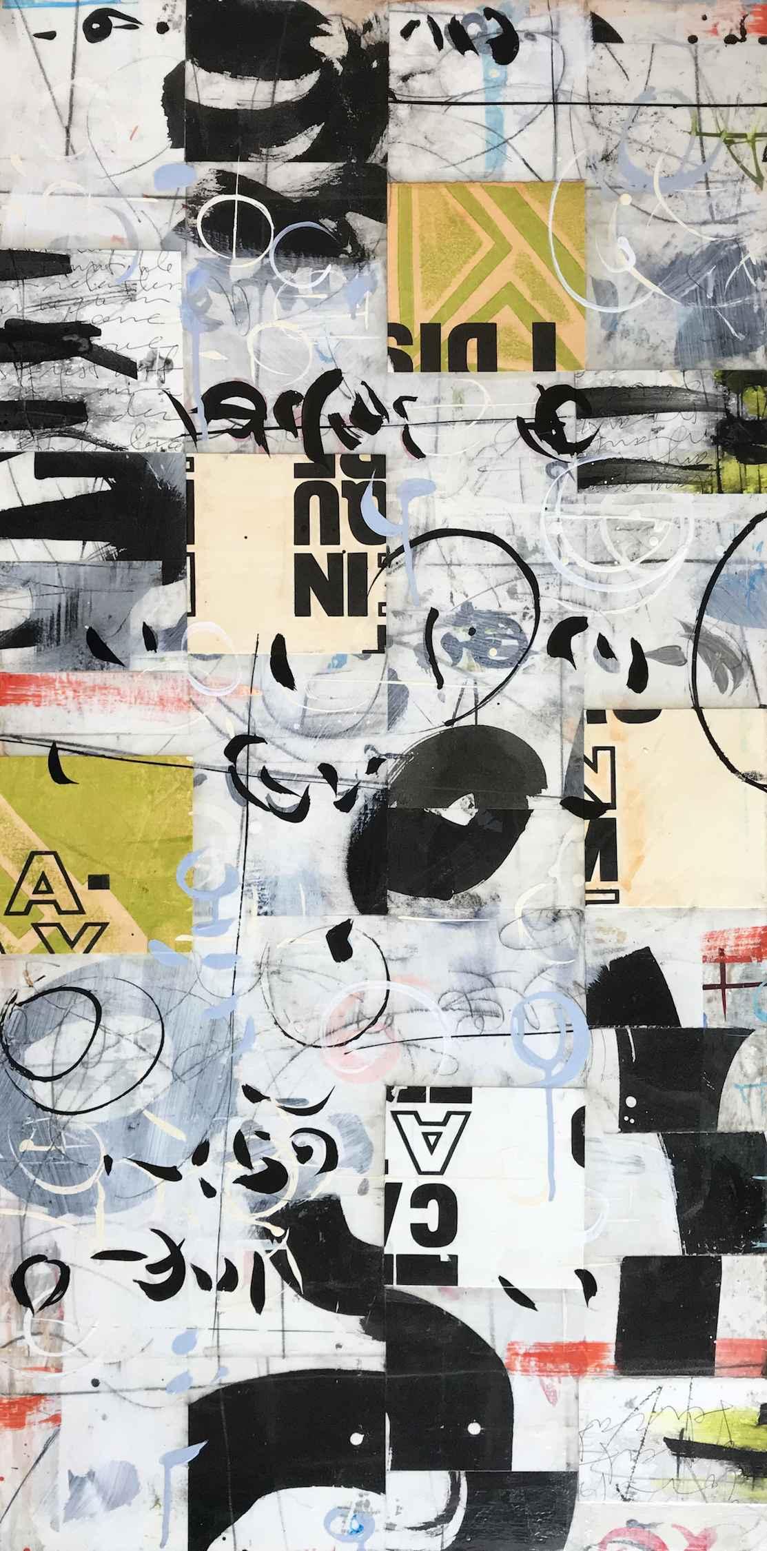 Garden Fugue I by  Laura Wait - Masterpiece Online