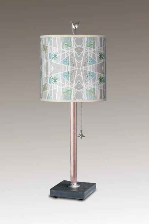 Prism Table Lamp, Giclee Shade