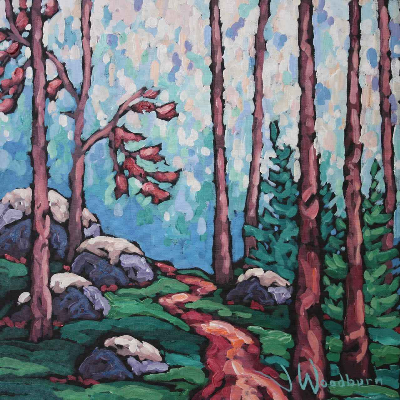 Exploring the Bruce by Ms Jennifer Woodburn - Masterpiece Online