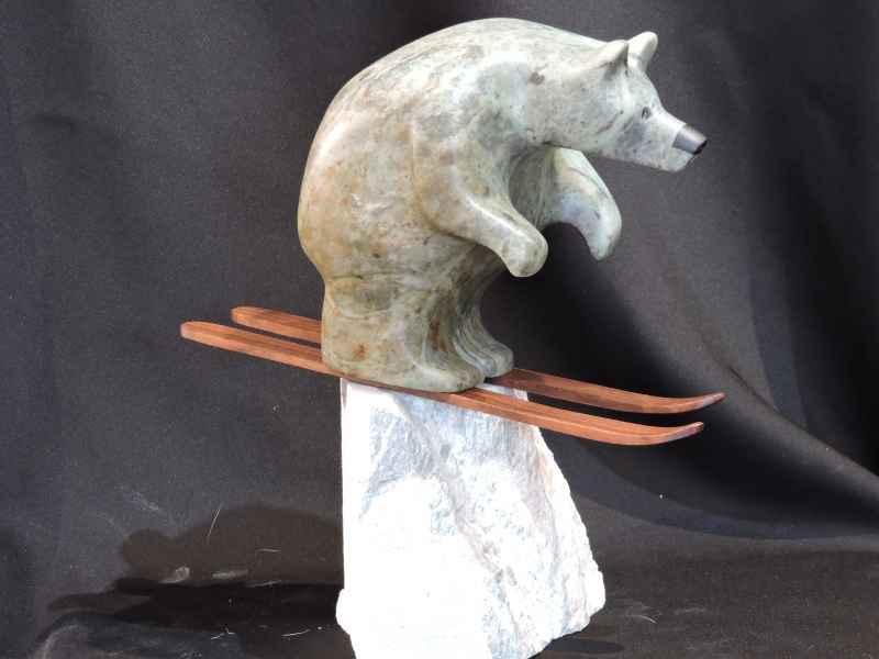 Got Fresh Snow by  Vance Theoret - Masterpiece Online