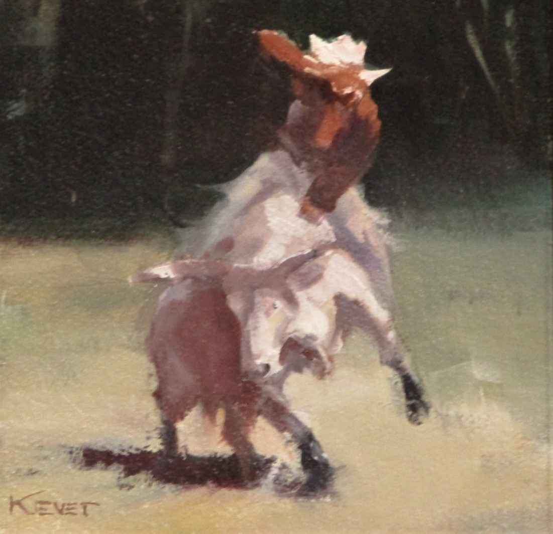 Staying On by  Fran Kievet - Masterpiece Online