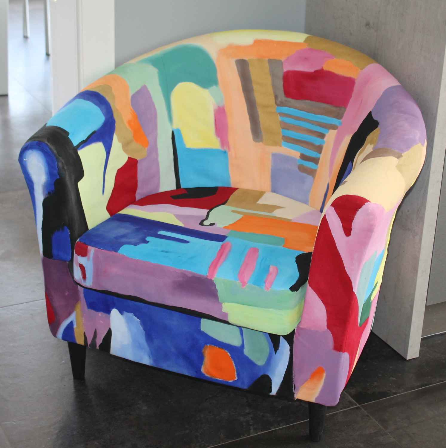 Le fauteuil by  Tamara PITTIER - Masterpiece Online