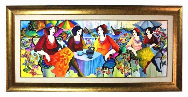 Feel Right by  Patricia Govezensky - Masterpiece Online