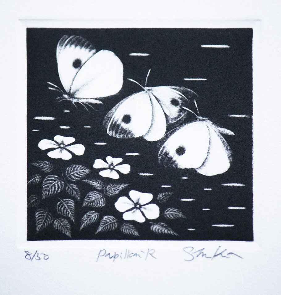 Papillon-R by  Shigeki Kuroda - Masterpiece Online