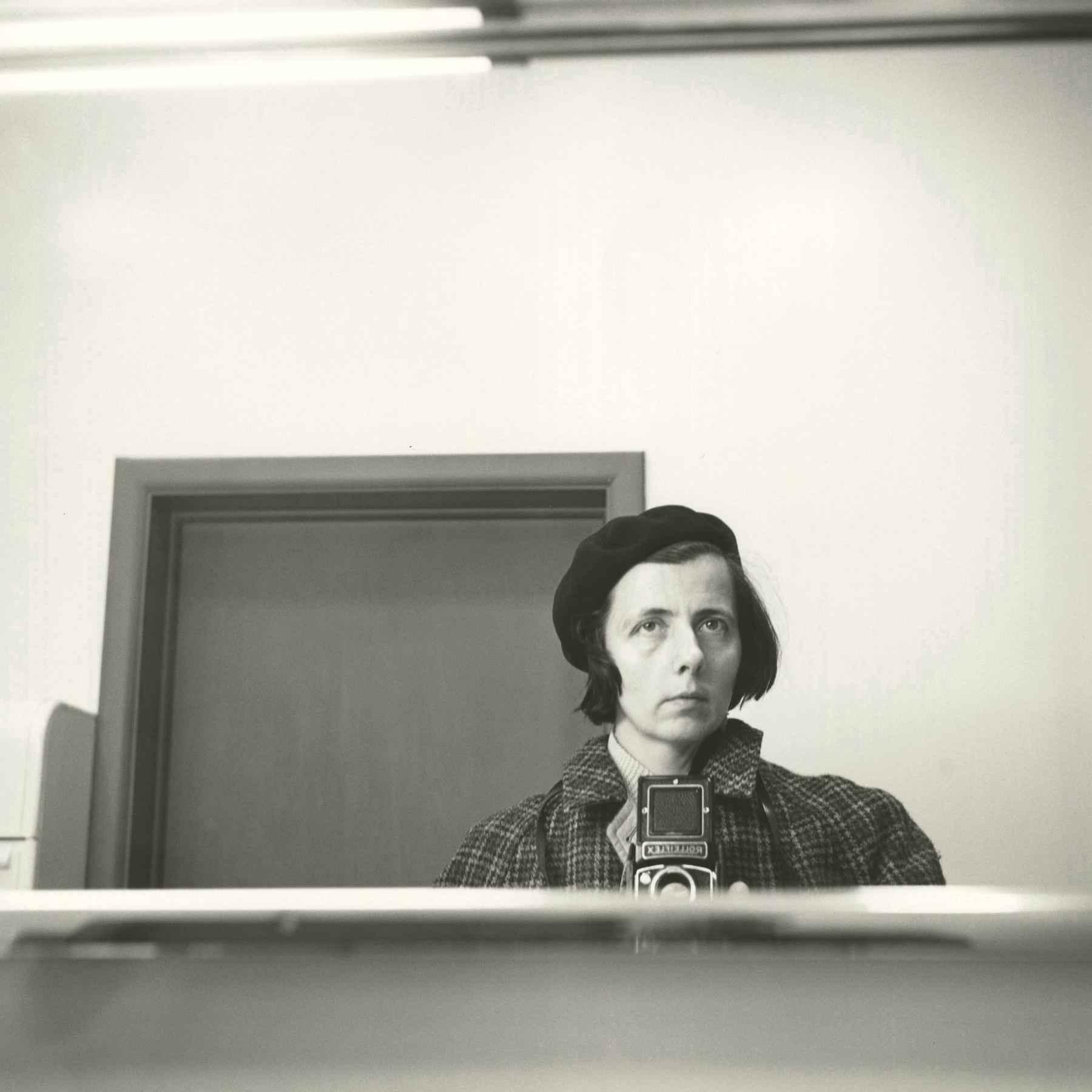 Self-Portrait, Chicag... by  Vivian Maier - Masterpiece Online