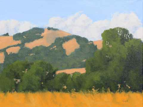 Valley Hills by  Donald  Craghead - Masterpiece Online